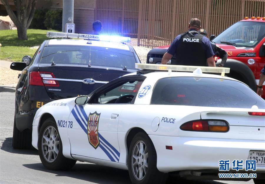 (國際)(2)美國得克薩斯州槍擊案致20人死亡