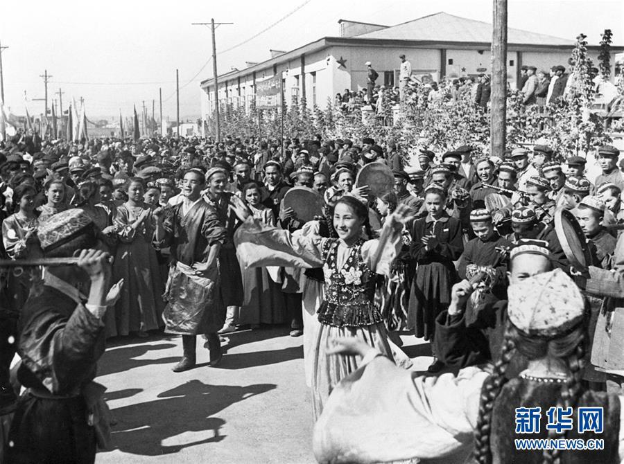 (壯麗70年·奮鬥新時代——新中國崢嶸歲月)(2)中華民族大家庭