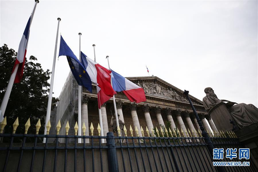 (國際)(7)法國前總統希拉克逝世