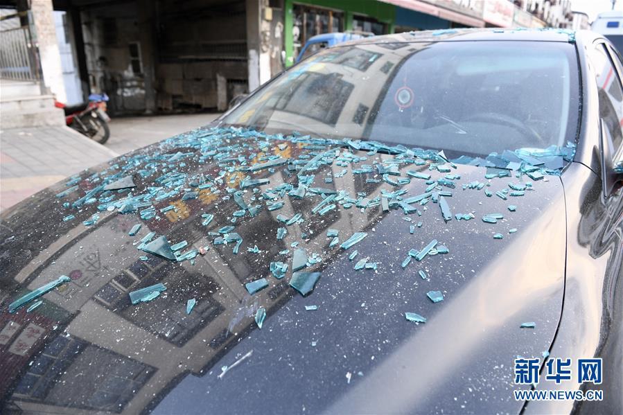 (新華網)(2)無錫錫山小吃店燃氣爆炸致6人死亡