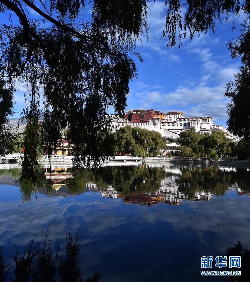 (环境)(2)布达拉宫秋景美
