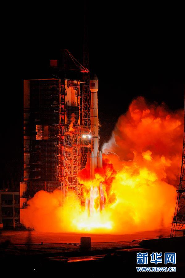 (科技)(1)我國成功發射通信技術試驗衛星四號