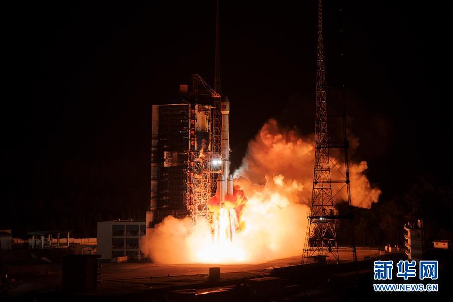 (科技)(2)我國成功發射通信技術試驗衛星四號