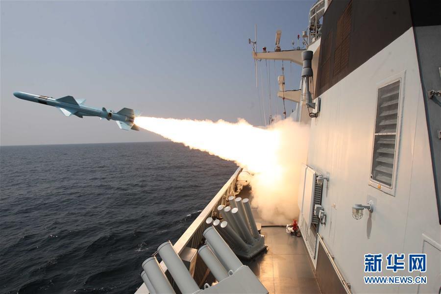 (圖文互動)(2)小角色大擔當——海軍黃石艦聚焦備戰打仗記事