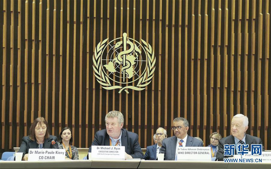 (國際)(3)世衛組織總幹事:中國防控行動避免疫情在其他地區大規模蔓延