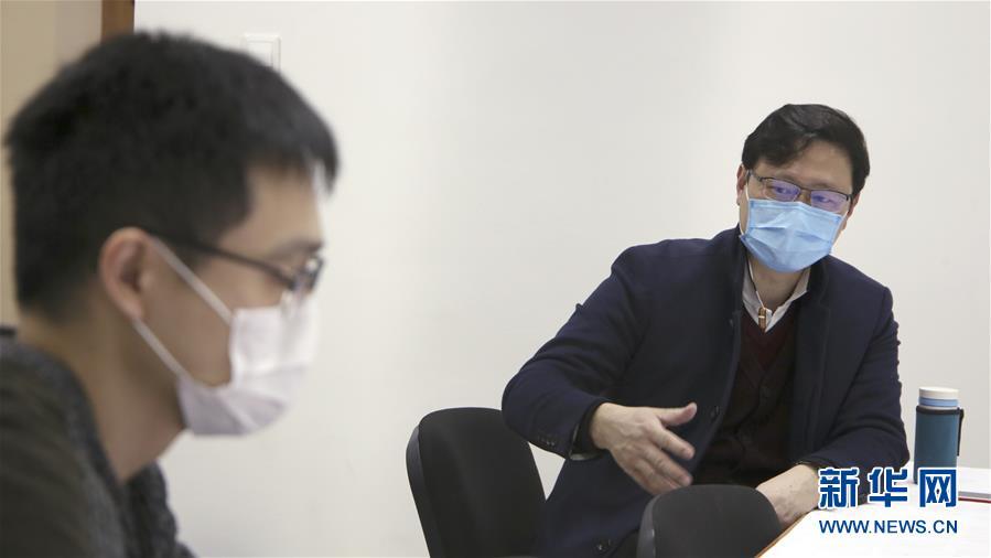 (國際疫情·圖文互動)(4)專訪:相信塞爾維亞定能戰勝疫情——訪中國赴塞爾維亞抗疫醫療專家組