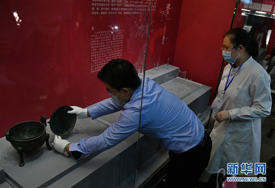 (文化)(1)山東博物館秦文化大展即將展出