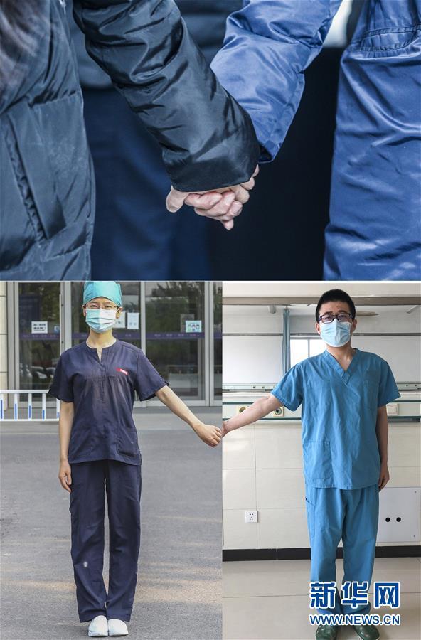 (图片故事)(1)从湖北到北京:医者夫妻携手抗疫