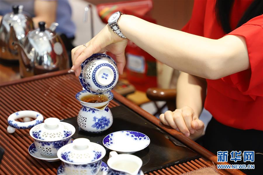 (圖文互動)廣東英德:科技味飄香助傳統紅茶再出海