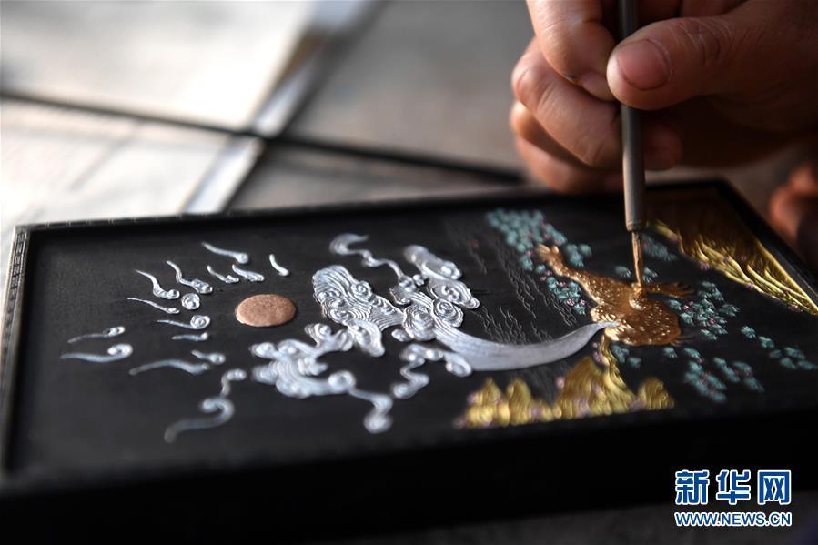 (文化)(1)探秘徽墨傳統制作工藝