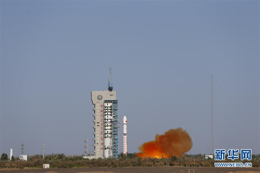 (科技)(1)我國成功發射試驗六號02星