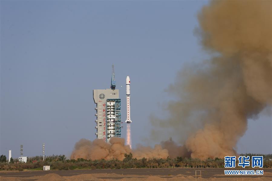 (科技)(2)我國成功發射試驗六號02星