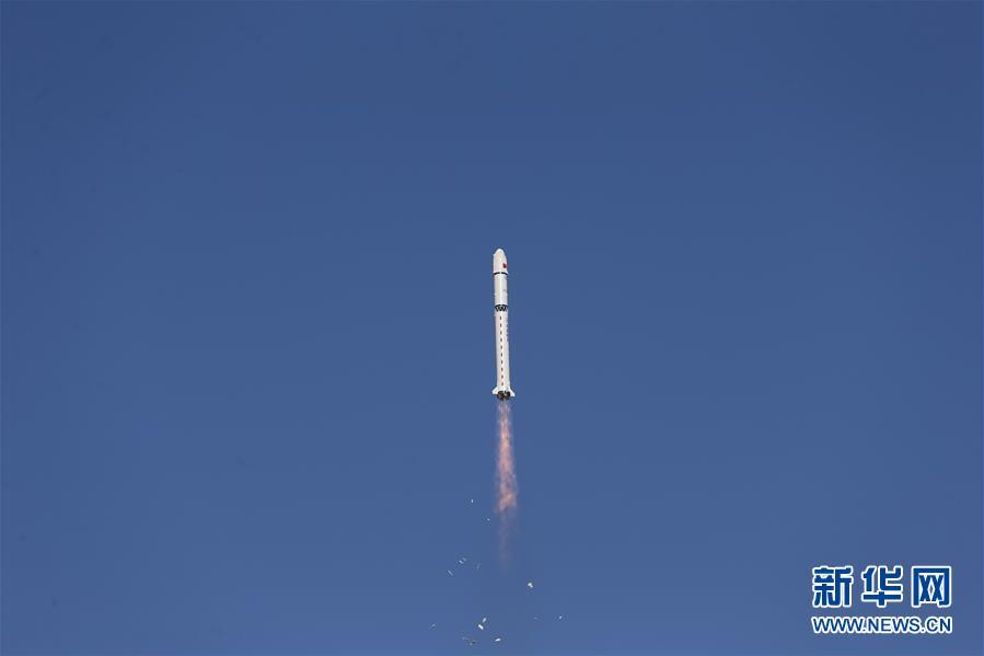 (科技)(5)我國成功發射試驗六號02星