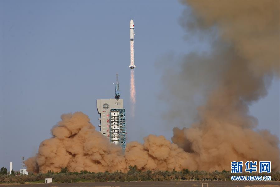 (科技)(3)我國成功發射試驗六號02星