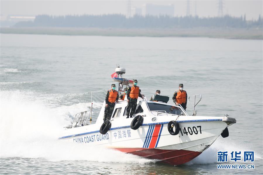 (圖文互動)(2)中國海警海上報警平臺運行一年接警6萬余起