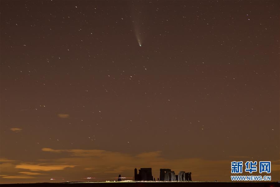 (國際)(1)彗星與巨石陣