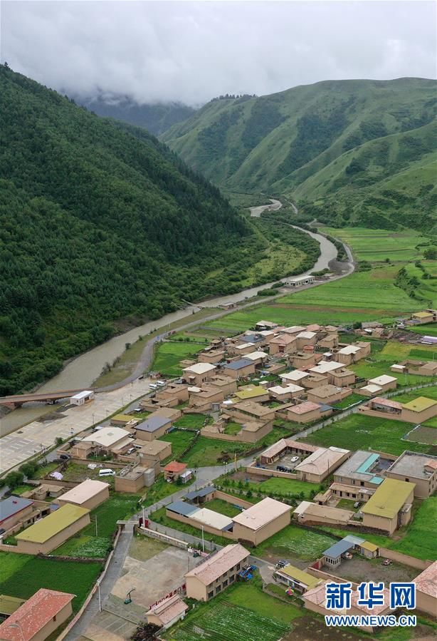 (圖文互動)(1)中國西北角:有個村子叫神座
