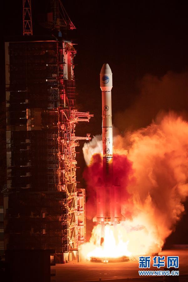 (新華全媒頭條·圖文互動)(4)中國北鬥全球夢圓——寫在北鬥三號全球衛星導航係統全面建成之際