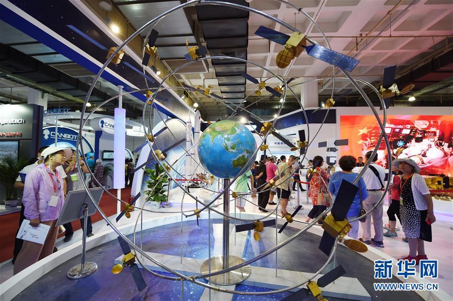 (新華全媒頭條·圖文互動)(6)中國北鬥全球夢圓——寫在北鬥三號全球衛星導航係統全面建成之際