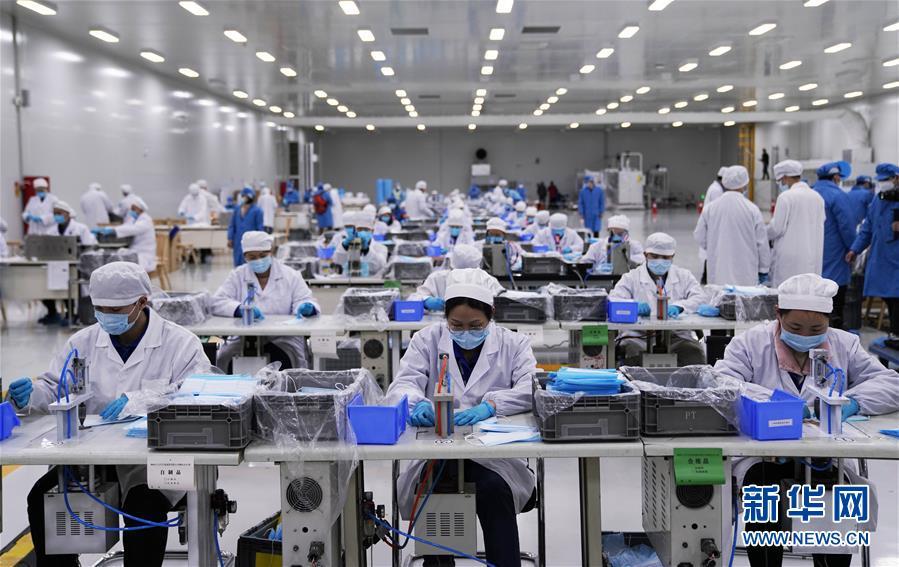 """(在習近平新時代中國特色社會主義思想指引下——新時代新作為新篇章·習近平總書記關切事)(14)激發每個經濟""""細胞""""的活力——千方百計把市場主體保護好"""