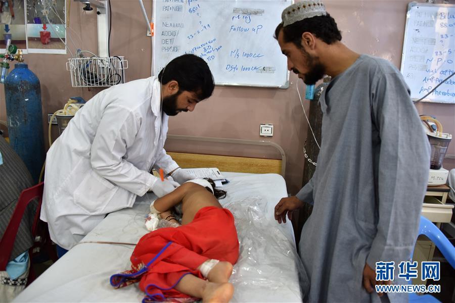 (國際)(1)阿富汗南部路邊炸彈爆炸致5人死亡