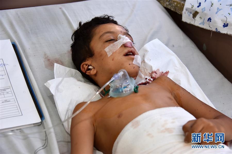 (國際)(2)阿富汗南部路邊炸彈爆炸致5人死亡
