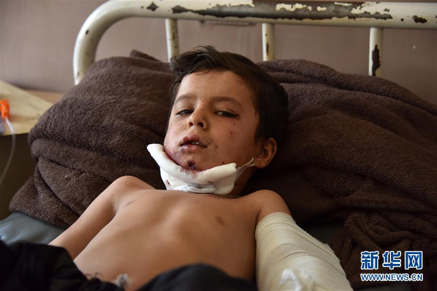 (國際)(3)阿富汗南部路邊炸彈爆炸致5人死亡
