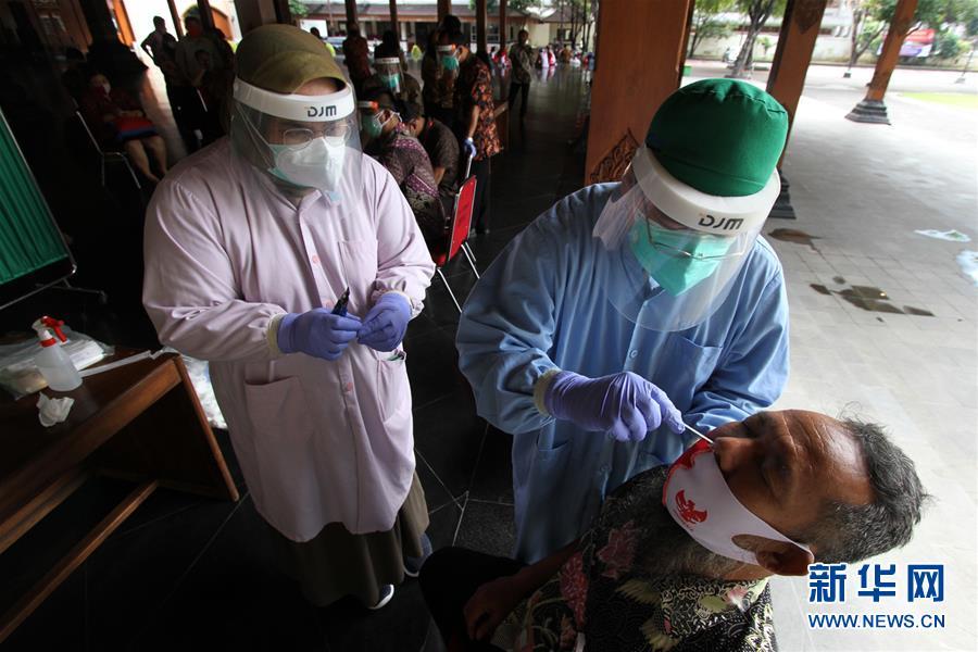 (國際疫情)(6)世衛組織:全球新冠確診病例累計已超2000萬例