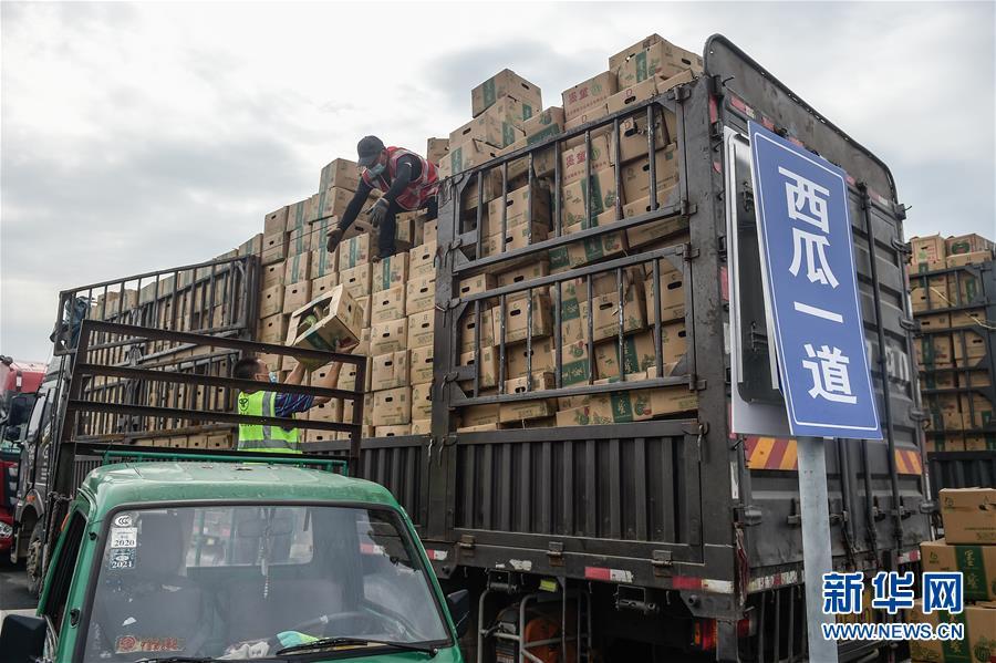 (社會)(5)北京新發地市場復市