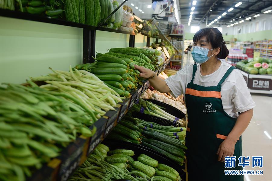 (社會)(12)北京新發地市場復市