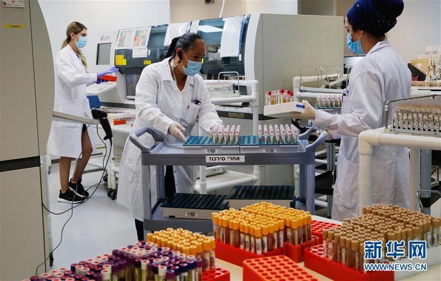 (國際疫情)(1)以色列累計新冠確診病例達155604例