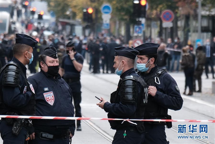 (國際)(2)法國尼斯發生持刀傷人事件 至少3人死亡
