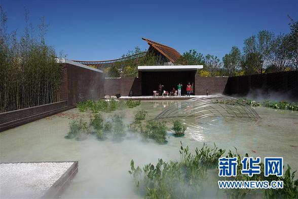 """(北京世园会)(3)北京世园会迎来""""天津日"""""""
