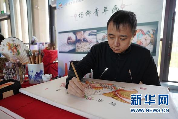 """(北京世园会)(7)北京世园会迎来""""天津日"""""""
