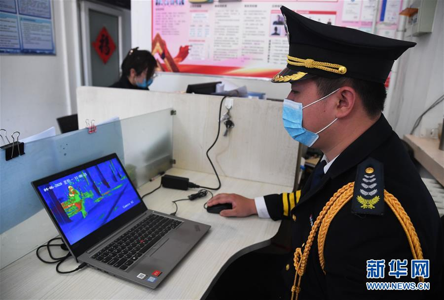 (科技)(3)北京海淀:無人配送車助力校園防疫安全