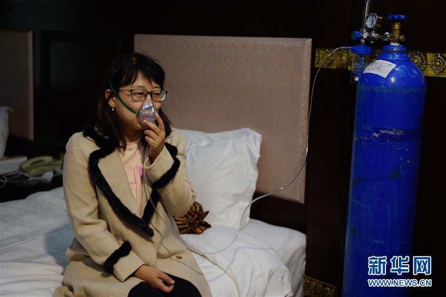 (圖文互動)(1)一片冰心在雪域——北京援藏醫療隊輪換側記