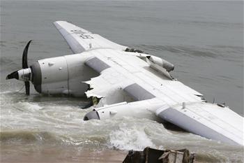 科特迪瓦墜機事件遇難人數升至4人