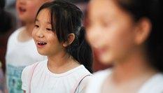 音樂培訓班扮靚兒童暑期生活