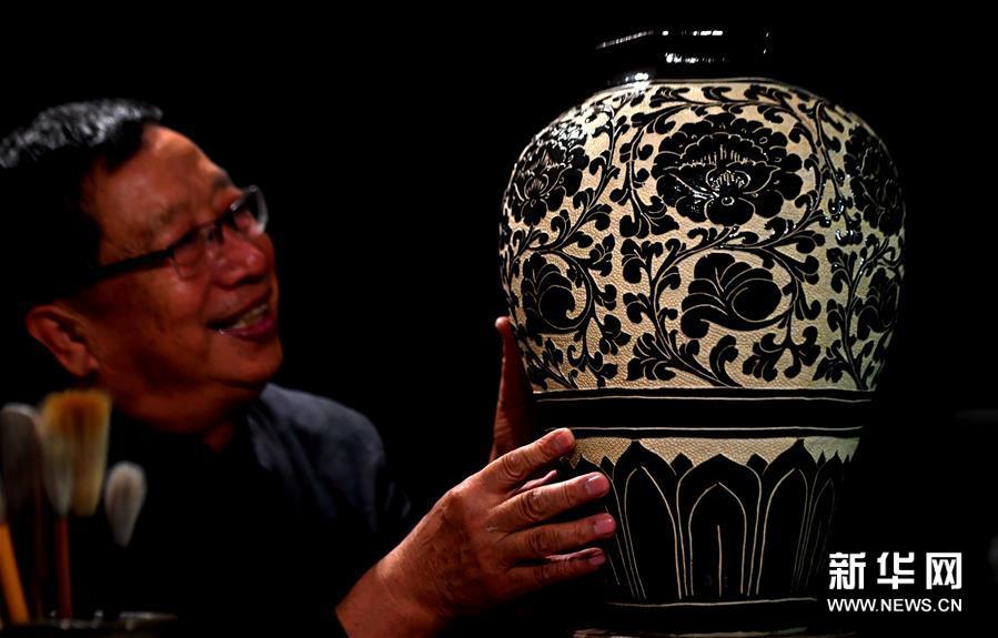 (文化)(1)千年窑火生生不息:磁州窑的坚守与传承
