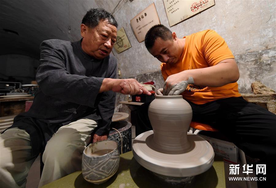 (文化)(6)千年窑火生生不息:磁州窑的坚守与传承