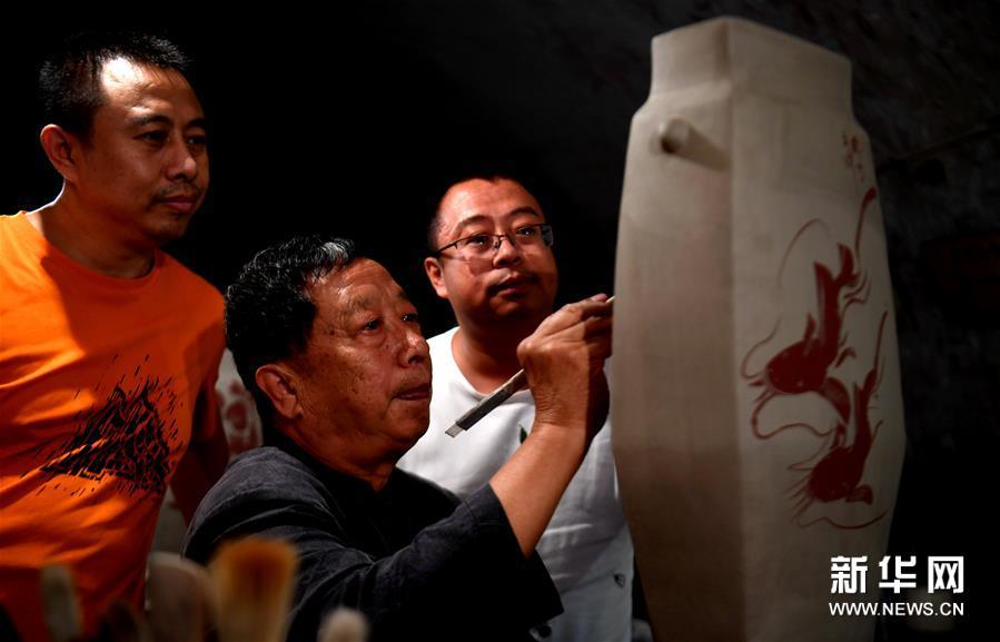 (文化)(7)千年窑火生生不息:磁州窑的坚守与传承