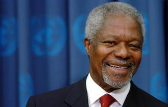 聯合國前秘書長科菲·安南去世