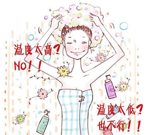 知识贴:这才是洗头发的正确姿势