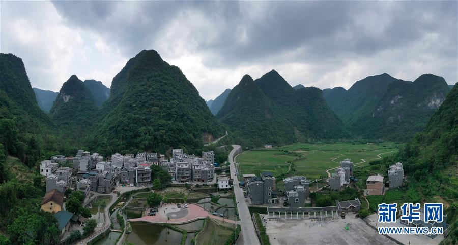 (社會)(3)廣西環江:城鄉脫貧面貌新