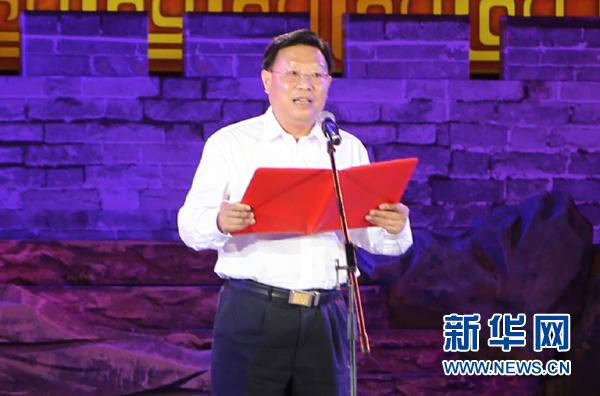 首届荆楚文化旅游节在荆州开幕 开启十天文化之旅