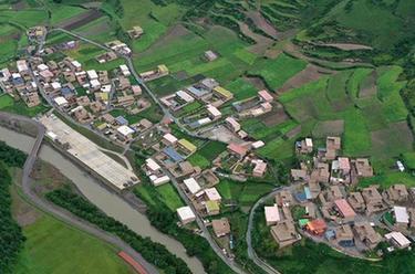 中國西北角:有個村子叫神座
