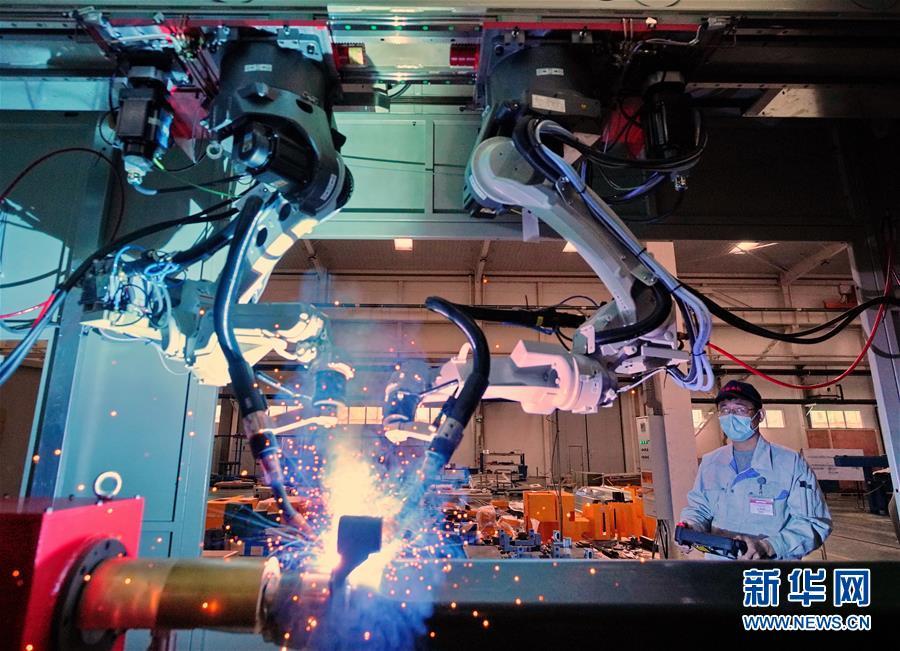 (经济)(2)河北唐山加快机器人产业发展