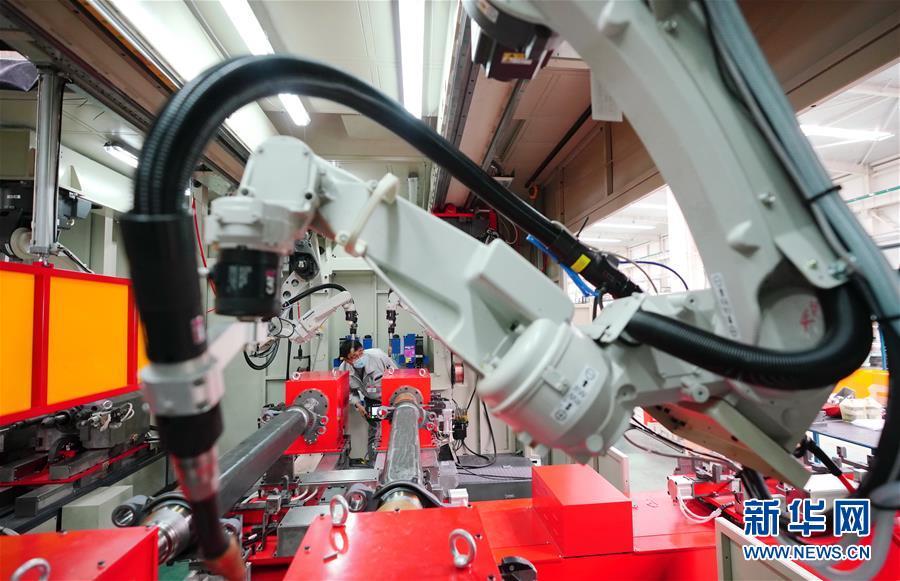 (经济)(4)河北唐山加快机器人产业发展