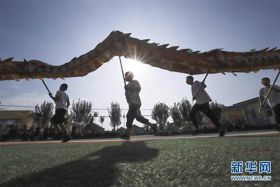 #(文化)(1)河北遵化:暑期學民俗