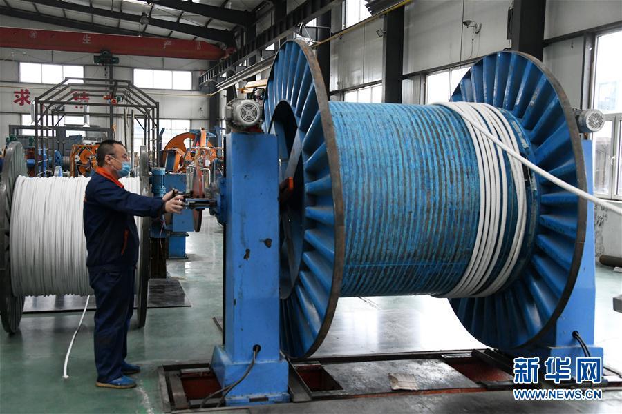(聚焦復工復産)(4)黑龍江積極推進開發區企業復工復産